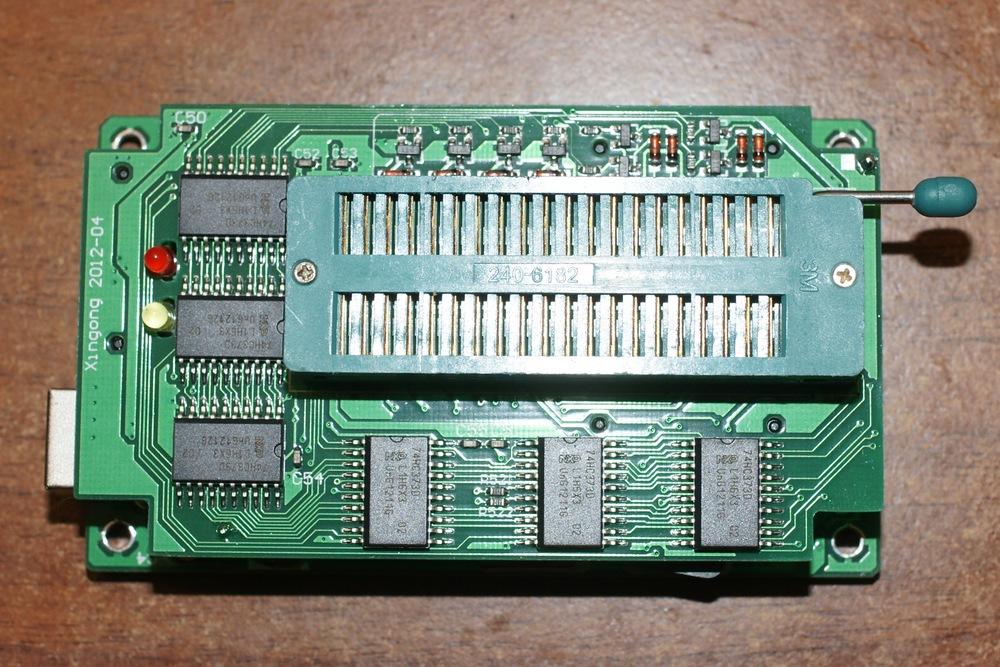 Tl866 программатор своими руками 44