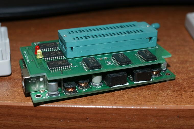 Tl866 программатор своими руками 46